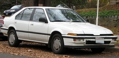 Acura Integra five-door (US)