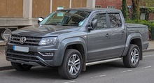 Facelift Volkswagen Amarok Highline