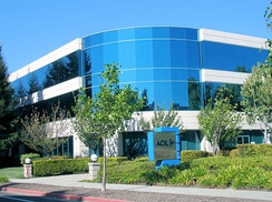 AOL's Silicon Valley branch office.