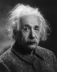Albert Einstein associated conscience with suprapersonal thoughts, feelings and aspirations.