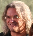Paul Greengrass, Oscar-nominated film director and screenwriter.