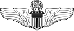 USAF Command Pilot wings