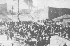 The Cananea miners' strike 1906
