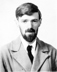 D. H. Lawrence, author