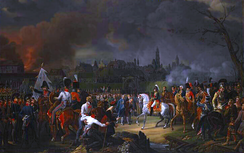 Entry of Prince Jérôme Bonaparte into Breslau, 7 January 1807