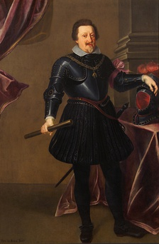 Ferdinand II, 1635 (two years before his death)