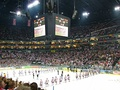 Lanxess Arena in 2008 during an ice hockey game
