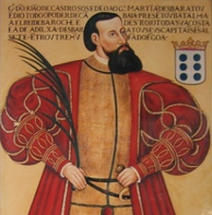 João de Castro, Viceroy of Portuguese India, established Portuguese rule in Thoothukudi (1548 to 1658)