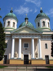 Church of Sts. Peter & Paul in Sokal