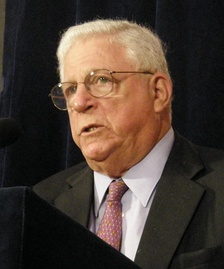 Richard Ravitch was appointed Lieutenant Governor by Governor Paterson.