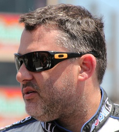 Tony Stewart, the 2005 Cup champion
