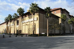 School of Cinematic Arts.