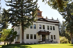 White Pine County Courthouse in Ely
