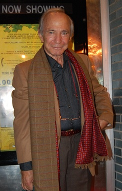Gazzara at premiere of Looking for Palladin, New York City, October 30, 2009