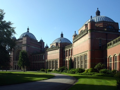 The Aston Webb building at the University of Birmingham, UK