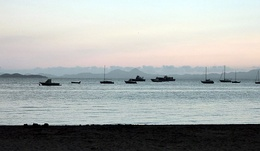 Boats, Mar Menor.