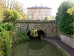 Kennet and Avon Canal Tunnel (under Cleveland House and Sydney Road)