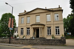 Chepstow Museum, in Gwy House, built 1796