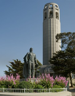 Coit Memorial Tower, San Francisco