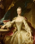 Duchess Maria Anna Josepha of Bavaria died 7 May