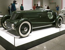 Edsel Ford's Model 40 Special Speedster