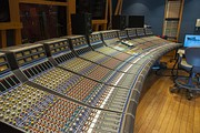 Focusrite Console 72 in 48 out with GML Fader Automation