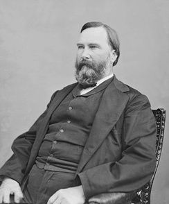 James Longstreet after the Civil War