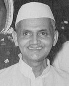 Lal Bahadur Shastri, was sent to prison for one year, for offering individual Satyagraha support to the independence movement.[102]