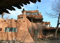 Mabel Dodge Luhan House, a National Historic Landmark