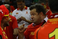 Macedonia was only one-step away from their first ever EuroBasket medal