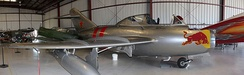 MiG-15 UTI Trainer version, Chino Planes of Fame Air Museum