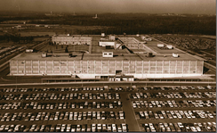 Headquarters at Fort Meade circa 1950s
