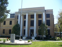 The Bay County Courthouse in March 2008