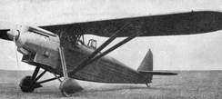 Potez 391 photo from L'Aerophile November 1934
