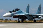 Russian military aircraft at Latakia, Syria (12).jpg