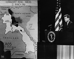 President Kennedy's news conference of 23 March 1961