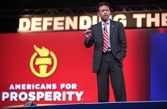 Governor Jindal at the 2015 Defending the American Dream Summit