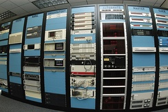 The U.S. Naval Observatory Alternate Master Clock at Schriever AFB (Colorado) is a stratum 0 source for NTP