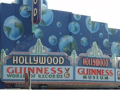 Guinness Museum in Hollywood