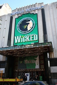 Since its opening, the London production has played at the Apollo Victoria Theatre