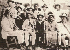 Banda Sinaloense at the start of 1900