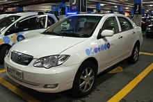 Launched in China in December 2008, the BYD F3DM became the world's first mass-produced plug-in hybrid automobile.[49]