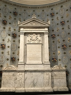 Tomb of James II