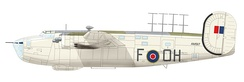 Consolidated Liberator Mk.I of 120th Squadron Coastal Command RAF, used since December 1941