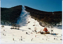 Pisoderi ski resort