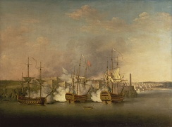 The British invasion and occupation of Havana in 1762