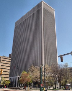 One M&T Plaza, headquarters of M&T Bank