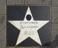 Star on the Walk of Fame, Vienna