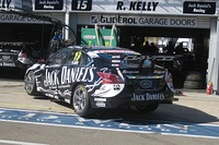 Kelly placed 14th in the 2013 V8 Supercars Championship driving a Nissan L33 Altima