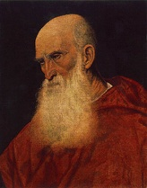 Pietro Bembo was an influential figure in the development of the Italian language from the Tuscan dialect, as a literary medium, codifying the language for standard modern usage.